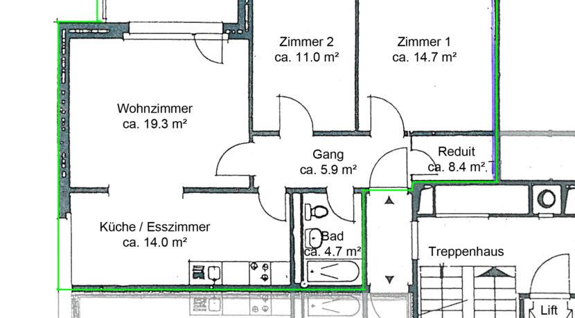 Grundriss Wohnung Kopie