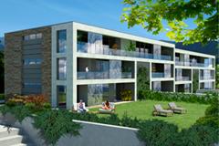 """Eigentumswohnungen """"Residenza Brima"""", Ascona TI"""