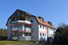 3-Zi'-Wohnung + Hobbyraum, 4153 Reinach