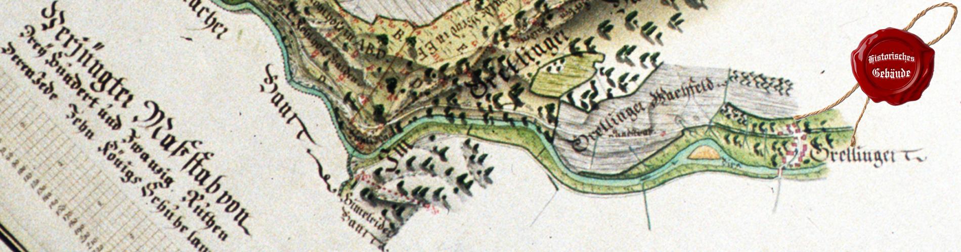 HISTORISCHE LIEGENSCHAFT AN IDYLLISCHER LAGE AN DER BIRS IN GRELLINGEN