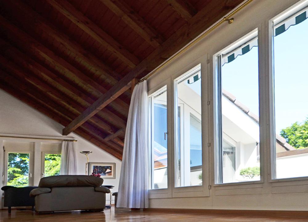 4.5-Zi.-Dachwohnung an idyllischer Lage auf dem Bruderholz, 4059 Basel