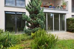 3.5-Zi.-Eigentumswohnung mit Wintergarten und eigenem Garten in 4153 Reinach