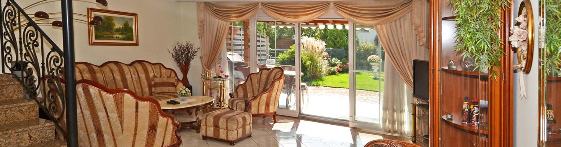 Stilvolles, elegantes 4.5-Zi'- Einfamilienhaus in Kaiseraugst