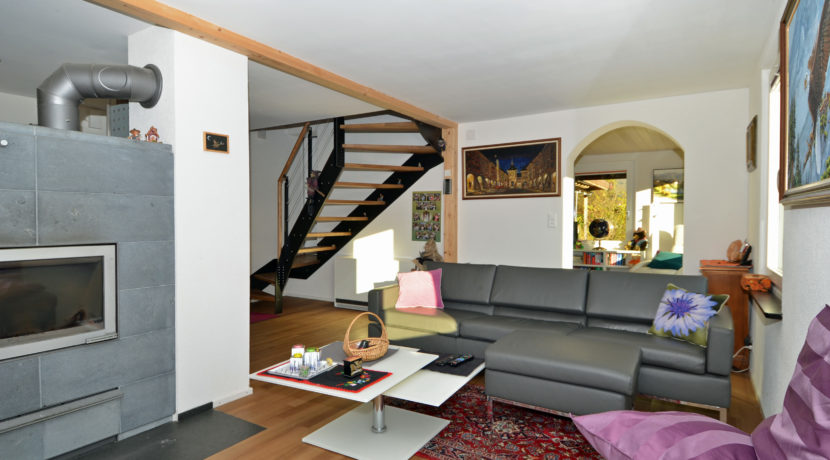 32-Erdgeschoss-Wohnzimmer