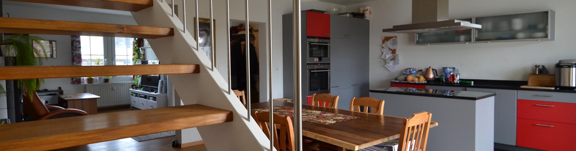 3-Zi'-Dach-Maisonette-Wohnung im beliebten Basler Iselin-Quartier
