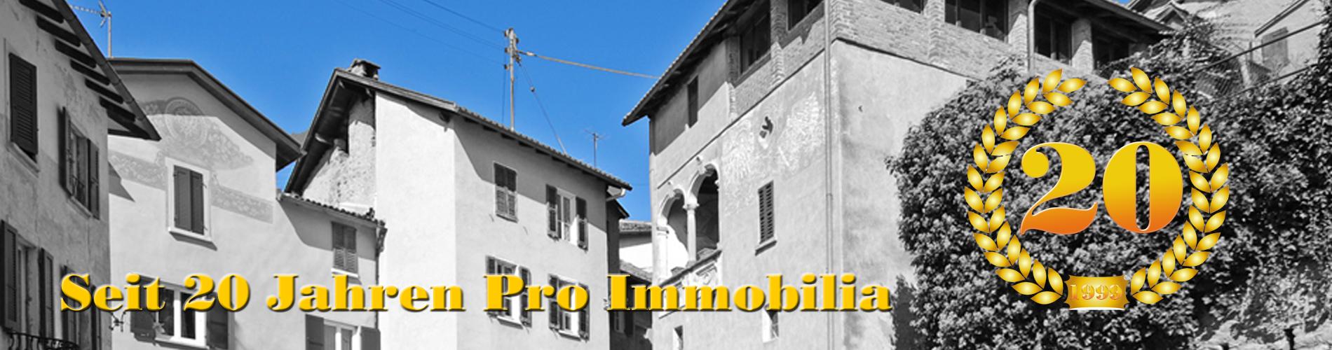 20 Jahre Pro Immobilia!