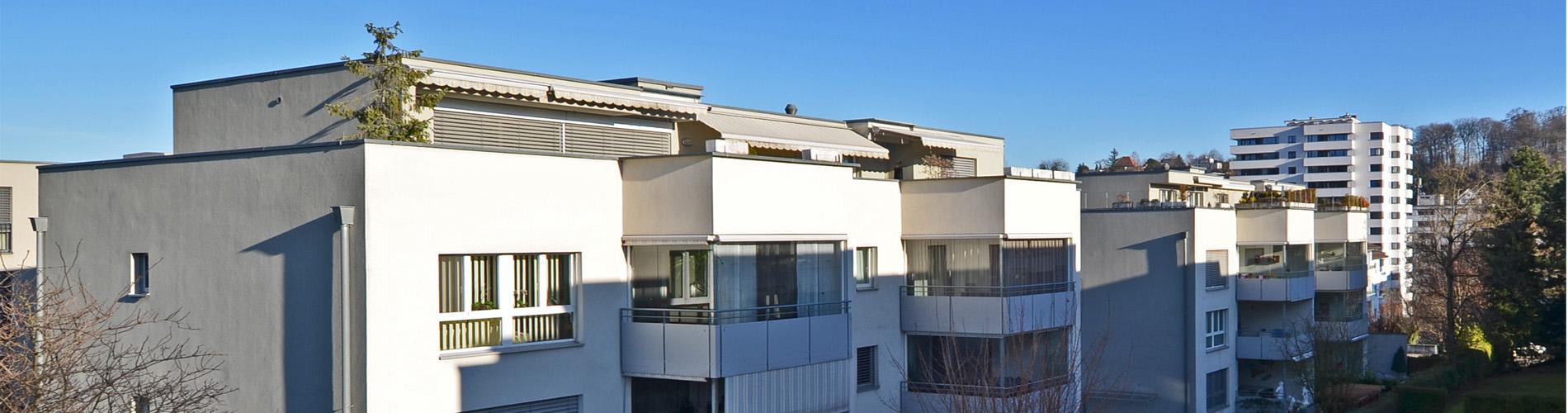 Moderne 4.5-Zi'-Eigentumswohnung in Binningen