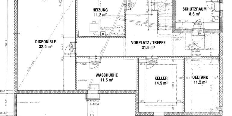 Grundriss-Untergeschoss