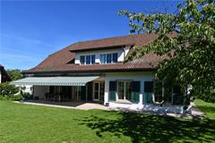 Herrschaftliches 7-Zimmer-Landhaus in Gempen