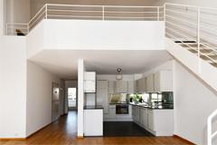 3.5 Zi'-Dachwohnung im beliebten Basler St. Alban-Quartier