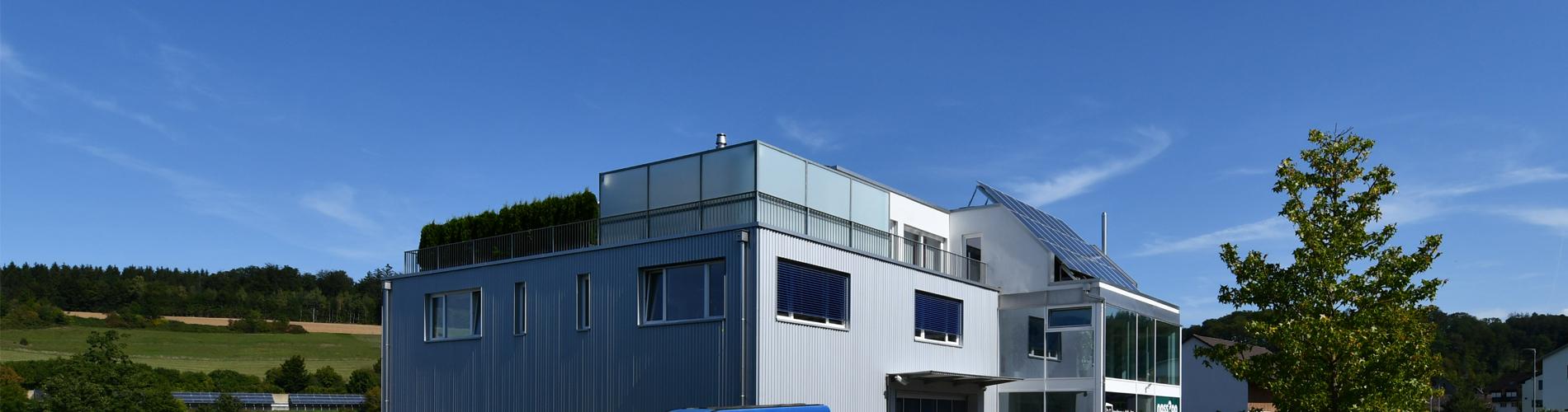 Grossartige 7.5-Zi'-Dachwohnung in Giebenach BL