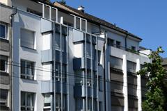 3.5-Zimmerwohnung im bevorzugten St. Alban-Quartier