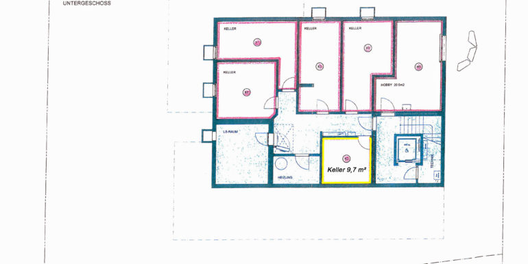 Aufteilung Pläne-1-UG
