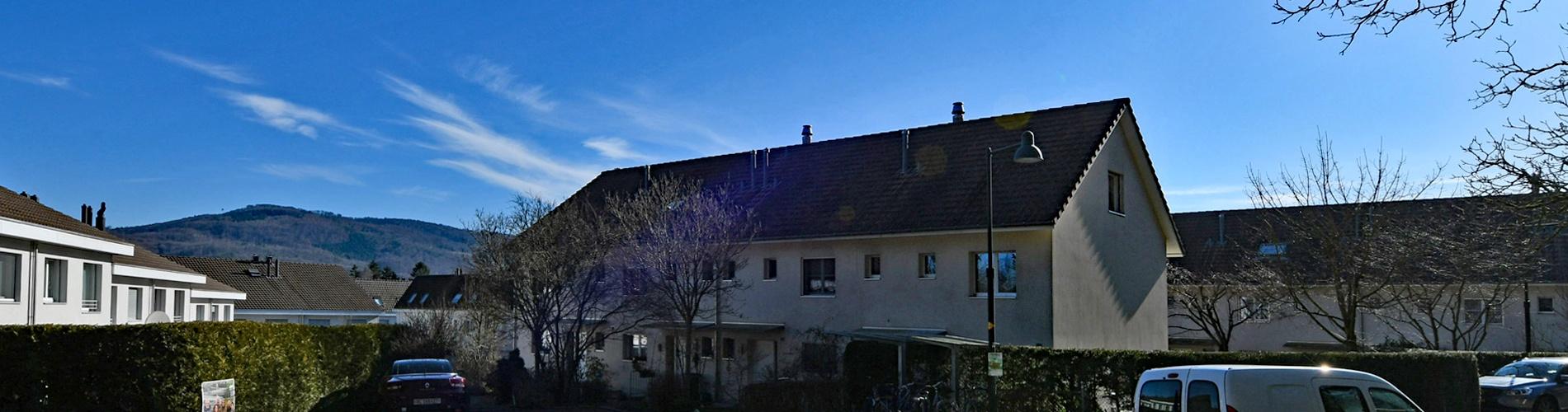 4½-Z'-Reiheneinfamilienhaus in Reinach BL