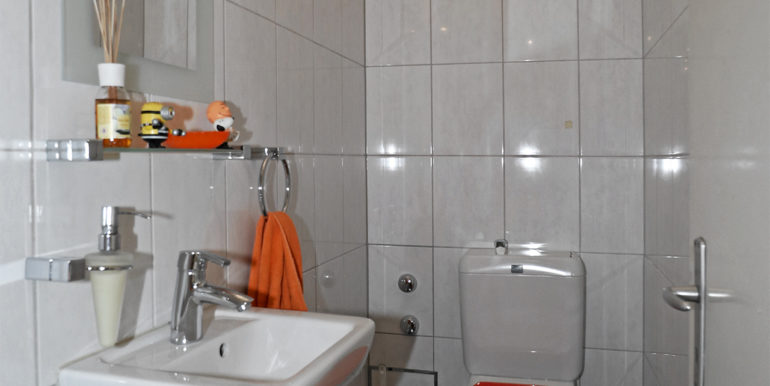 a Gäste WC