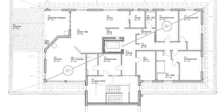 00 Grundriss Wohnung neu